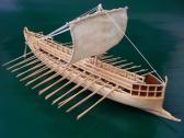 Dusek Ship Kits Greek Bireme