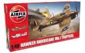 Airfix Hawker Hurricane Mk.I Tropical
