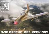 Brengun A-36 Apache RAF