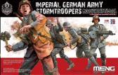 Meng Imperial German Stormtroopers
