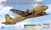 MiniCraft Douglas USAAF C-54/US Navy R5D
