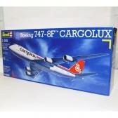 Revell Boeing 747-8F Cargolux