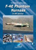 IsraDecal F-4E Phantom Kurnass in IAF Service