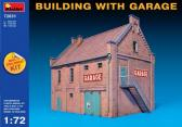 MiniArt Building w Garage