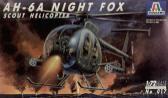 Italeri AH-6A Night Fox