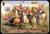 Strelets-R British Heavy Dragoons - Crimean War