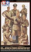 Tamiya Afrika Korps Infantry Set