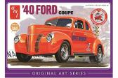 AMT/Ertl 1940 Ford Coupe