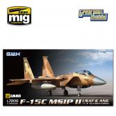"Great Wall Hobby F-15C MISP II ""USAF & ANG"""