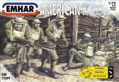 "Emhar American WWI Infantry ""Doughboys"""