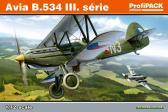 Eduard Avia B.534 III. serie