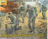 Zvezda German Sturmpioniere 1939-42