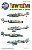 Barracuda Studios Bf 109G-6 and G-14 Part 1