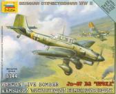 Zvezda Ju87B-2 Stuka