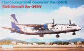 """Eastern Express An-24RV """"Aeroflot"""""""
