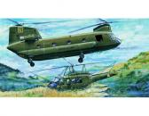 "Trumpeter CH-47A ""Chinook"" Helicopter"