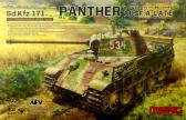 Meng Sd.Kfz.171 PANTHER Ausf. A Late