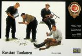 """Master Box Ltd Russian Tankmen """"1943-1944"""""""