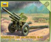 Zvezda 120mm Howitzer M30