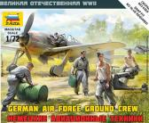 Zvezda German Lufwaffe Ground Crew