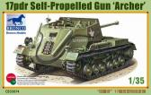 Bronco 17 pdr Self-Propelled Gun Archer