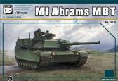 Panda Hobby M1 Abrams MBT