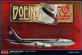 """Roden Boeing 720 """"Caesar's Chariot - Led Zeppelin North American Tour 1977"""""""