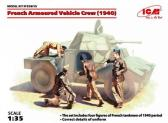 ICM Armoured Vehicle Crew (1940)