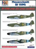 H-Models Decals Bf-109s Over the Czech Territory, Pt.1