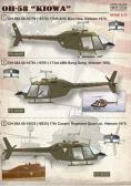 Print Scale Bell OH-58 Kiowa - Decals