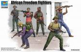Trumpeter African Freedom Fighters