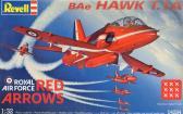 """Revell Bae Hawk T.1 """"Red Arrows"""""""