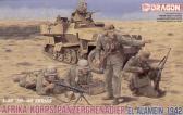 """Dragon Afrika Korps Panzergrenadier """"El Alamein 1942"""""""