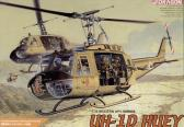 Dragon UH-10 HUEY incl. 4 crew men