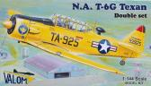 Valom North American T-6G Texan - Double Set