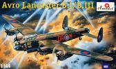 A-Model Avro Lancaster B.I/B.III