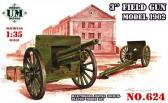 Unimodel 3-inch Field Gun Model 1902
