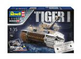 Revell 75 Years Tiger I Tank Gift Set