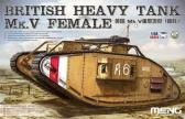 Meng Mk.V Female Heavy Tank