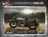 Thunder Model US Military Motorcycle Indian 741B