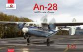 """A-Model Antonov An-28 NATO code """"Cash"""""""
