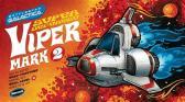 Moebius Battlestar Galactica, Viper Mk2 (snap fit)