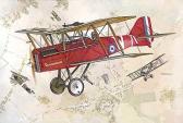 Roden RAF S.E.5a w Wolseley Viper Engine