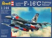 Revell F-16C