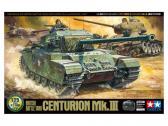 Tamiya Centurion Mk.III, RC with control unit