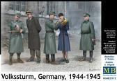 Master Box Ltd Volkssturm, Germany, 1944-1945