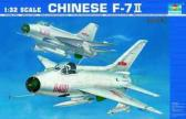 Trumpeter Chinese F-7II