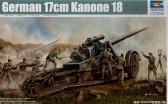 Trumpeter 17cm Kanone 18