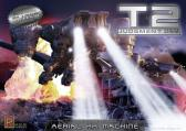 Pegasus Hobbies Chrome Plated Terminator 2, Aerial Hunter Killer (Kit).
