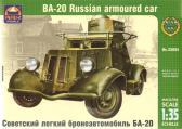 Ark Models BA-20